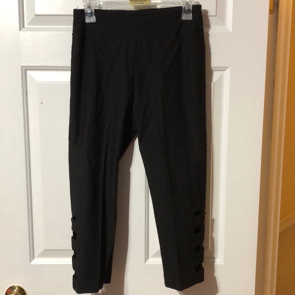 Pants - Black jeggings